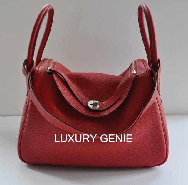 purple handbags cheap - SOLD] Authentic Hermes LINDY bi colour Rouge Casaque / Rose Jaipur ...