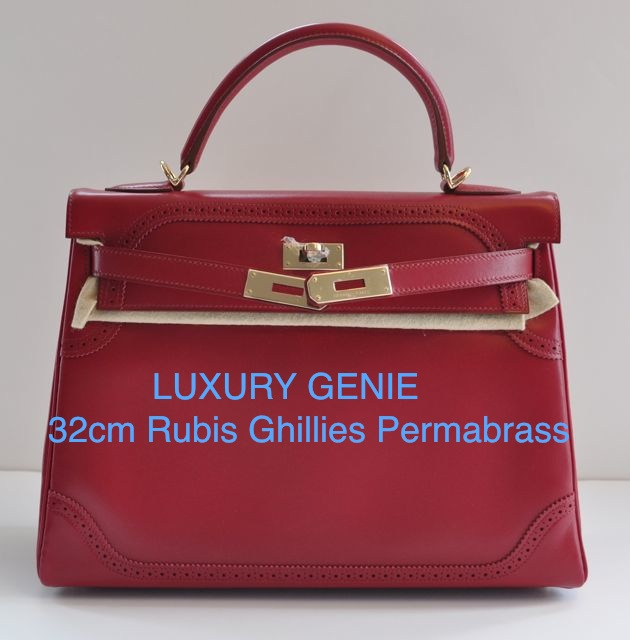 hermes mens bag - SOLD] Authentic hermes Kelly Ghillies limited edition red kelly ...