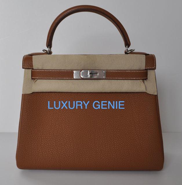 pink brighton purse - SOLD] Authentic hermes Kelly 28cm Gold TOGO palladium | Authentic ...