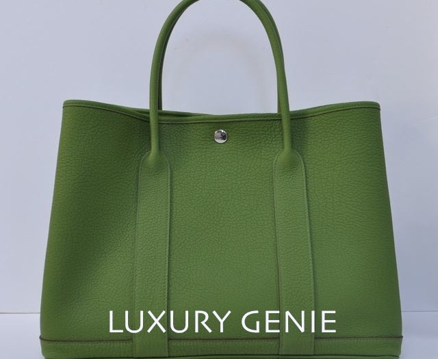 Hermes Clemence Garden Party Mm Price Of A Birkin Bag