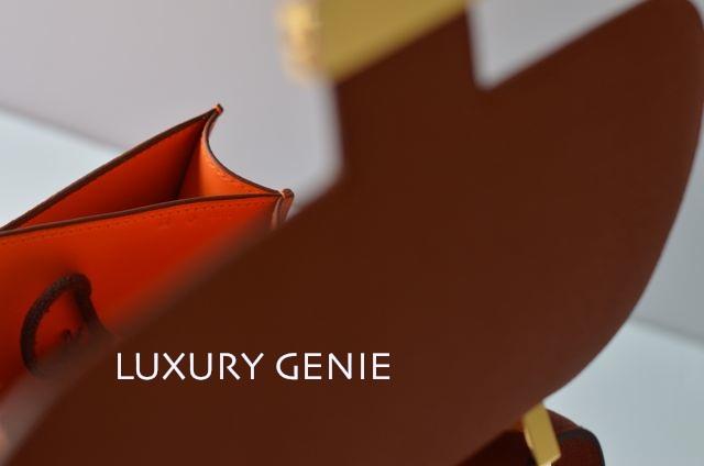 hermes replica purses - SOLD] Authentic hermes 24cm Constance Orange EPSOM Gold hardware ...
