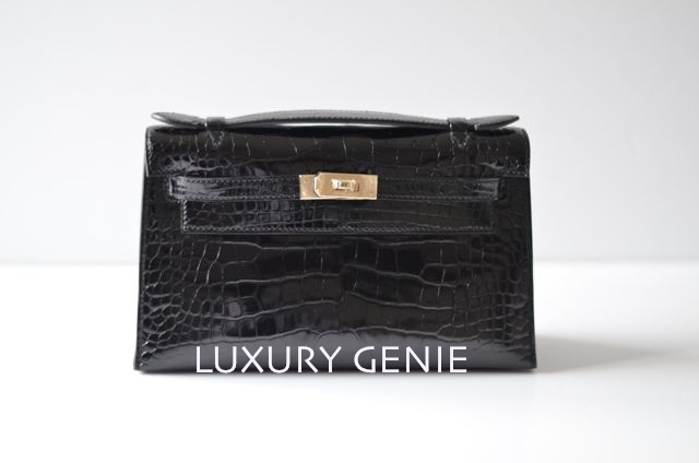 hermes birkin bags black alligator