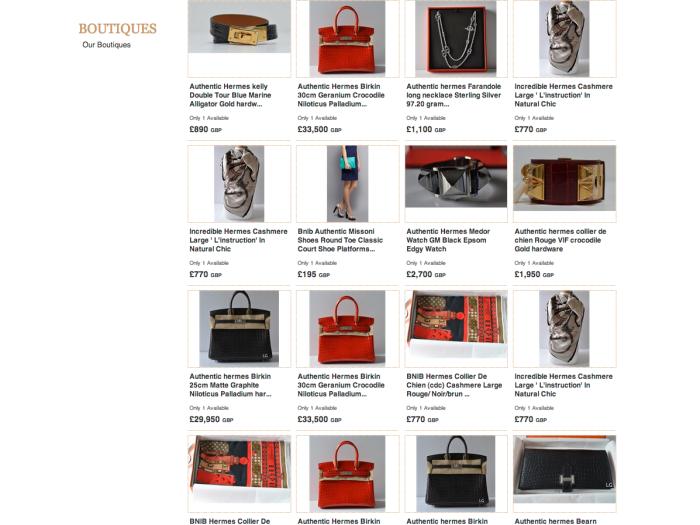 best authentic hermes purse